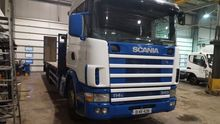Scania P114-340 01 Scania R114/