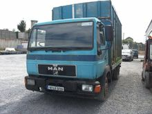 Used 1997 MAN LE in