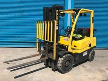 2009 Hyster H2.5FT Gas 3 Stage