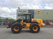JCB 414S LOADING SHOVEL