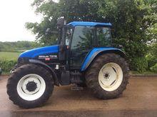 New Holland TS115