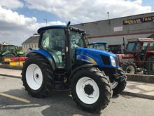 2009 New Holland T6010