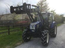 FARMTRAC 675 4wd+ loader 1100 h