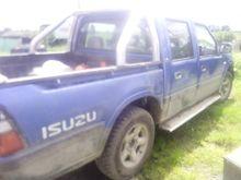 isuzu tfs 2.5 crew cab pickup