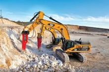 Rock Breaker Hire