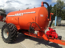 2005 Abbey 1300 Slurry Tanker
