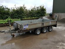 Ifor Williams tri axle