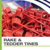 Rake & Tedder Tines