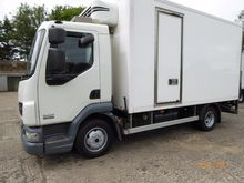 Daf Lf45-160 15ft fridge and t/