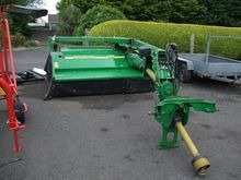 john deere 1355 mower with gyro