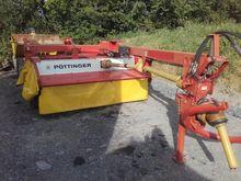 05 Pottinger 8ft mower conditio