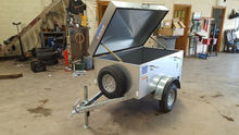 BRONNIS SINGLE AXLE TRAILER