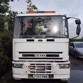 iveco-ford 18ton ,chassis and c