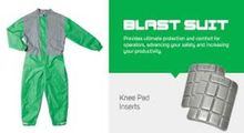 blast cleaning suits