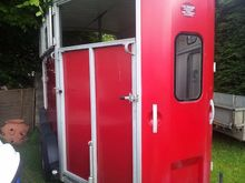 Ifor Williams 511 Horse Box