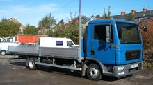 MAN TGL 7.150 Flatbed Dropside