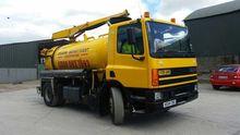 DAF Suction Tanker