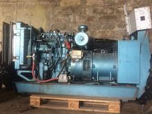 Generator 50 Kva only 382 HOURS