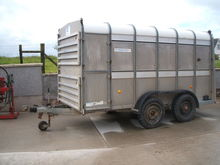Ifor Williams trailer 510
