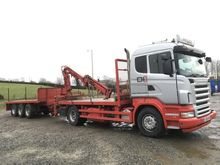 SCANIA R420 HIGHLINE AUTOMATIC