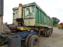 ARTIC TIPPER BULKER TRAILER