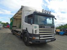 Unreserved Scania P94 230 Curta
