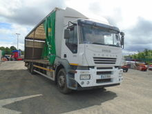 Unreserved Iveco Stralis 310 Cu