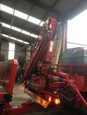Terex Hiab crane