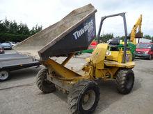2001 Thwaites 3T Swivel Dumper
