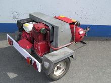 Used Mobile Air Compressor - Fu