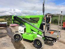 New Niftylift cherrypicker boom