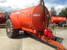 Abbey 2000R Slurry Tanker