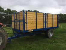 Eureka tipper trailer