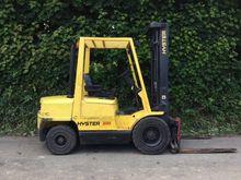Hyster 3ton Diesel Forklift