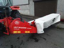 Lely Splendimo 8ft disc mower