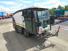 Compact Sweeper Water Road Swee