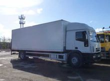 Iveco Box Van Lorry