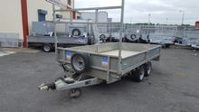 "12 X 6'6"" MCM DROP-SIDE TRAILER"