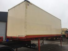 25FT Dry Box Body Demountable w