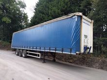 45 ft Tested Curtainsider