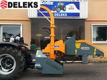 DK-2000 Hydraulic Woodchipper f