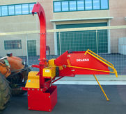 DK1500 Woodchipper for tractor,