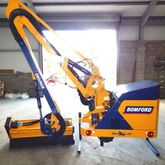 Bomford Hawk 5.4 Hedge cutter