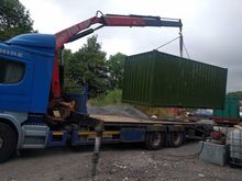 Scania 380 114 With Crane And r