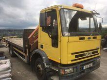 2001 Iveco Crane Lorry Palfinge