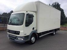 2011 DAF LF 45-160 Boxvan