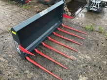 NEW LOADER FORKS/ BALE STACKERS