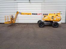 16 metres , boom lift , diesel