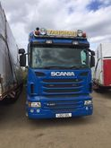 SCANIA R480 TAG AXLE WITH TIPPI