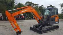 Doosan Solar 55 Plus Excavator
